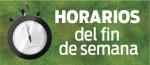HORARIOS 3RA FECHA – FASE CAMPEONATO