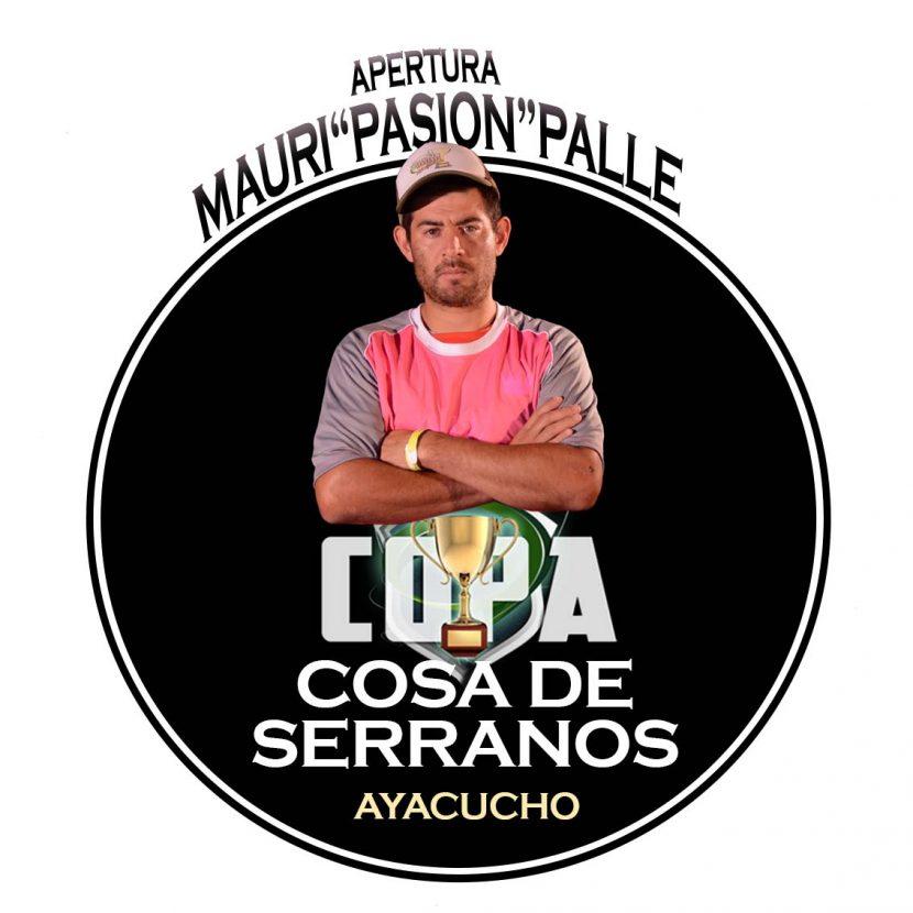 "FASE CAMPEONATO – APERTURA MAURI ""PASIÓN"" PALLE"