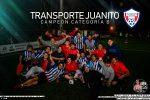 TRANSPORTE JUANITO SE CORONÓ CAMPEÓN DE LA B