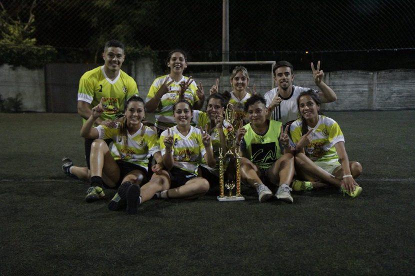 Lemon Champ: bicampeón del Nacional y campeón de la Copa Argentina Serrana 2017