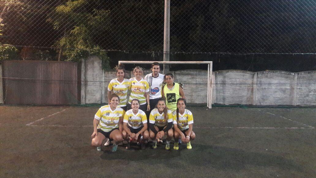 Lemon Champ se hizo grande frente a Riv Boc, y enfrentará a Las Pami en la final de la Copa Argentina