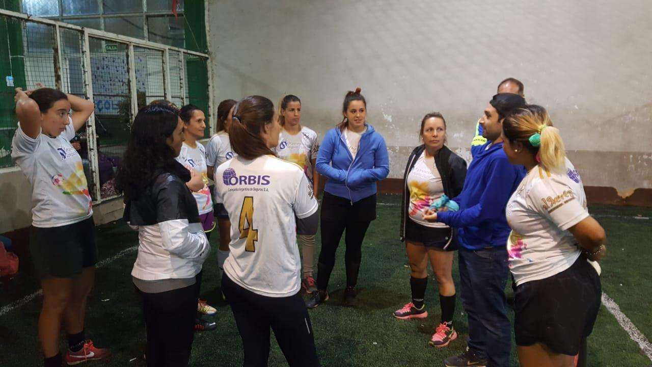 """Zonas y fixture del reacomodo - Apertura """"Chola"""" Díaz"""