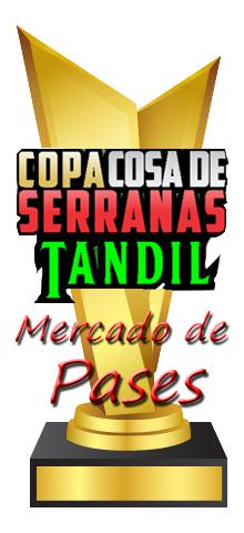 Copa Cosa de Serranas 2018: Mercado de Pases