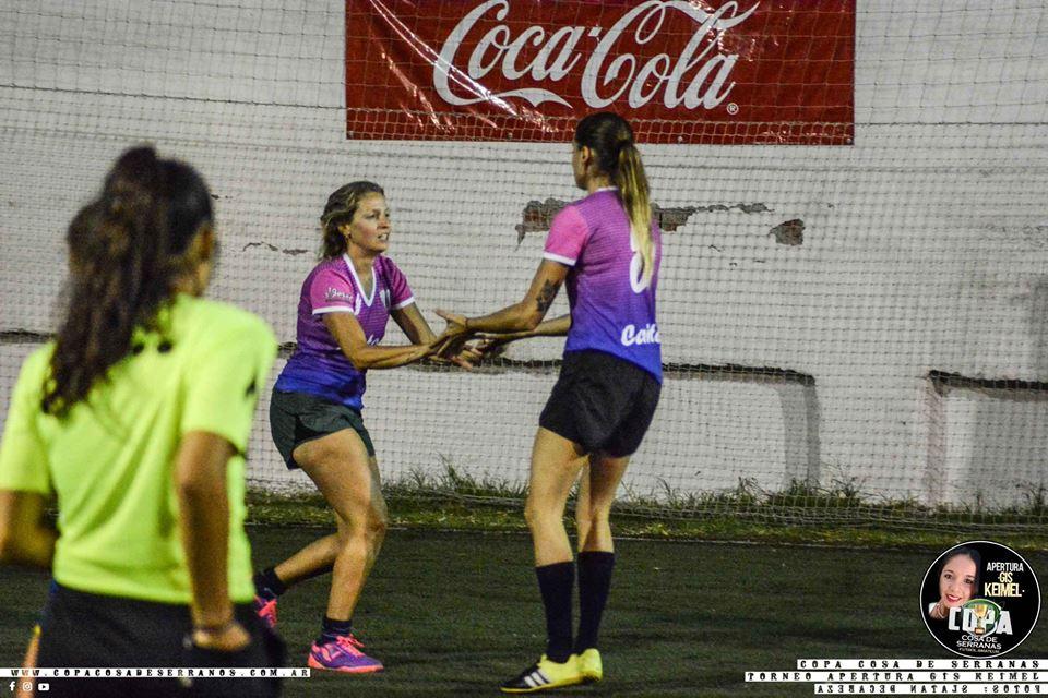 Largó la Fase Campeonato en Serranas