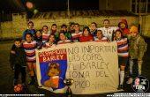 Olympique Barley lo ganó de punta a punta