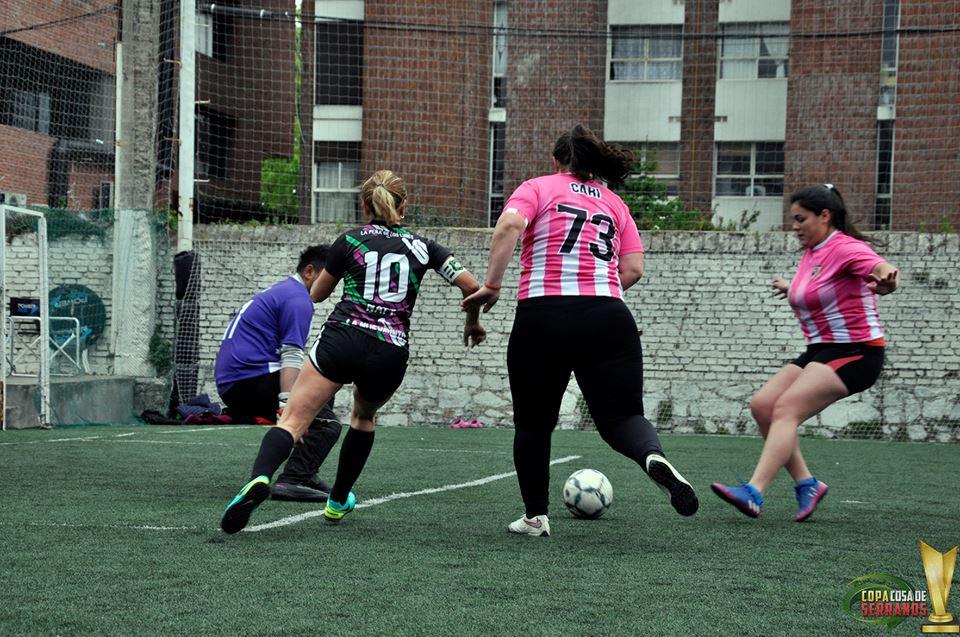 Reglamento futbol mujeres