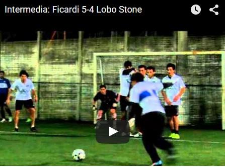 Ficardi 5-4 Lobo Stone
