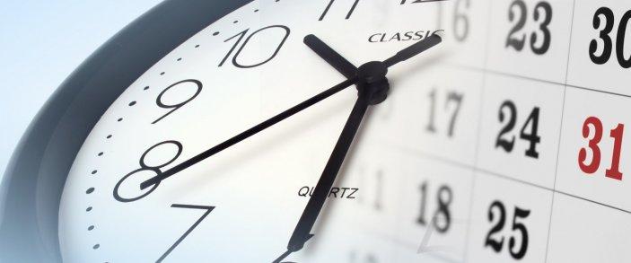 Reducción de horarios por festividades tradicionales en el ámbito de personal de la Junta de Extremadura para el mes de septiembre de 2019