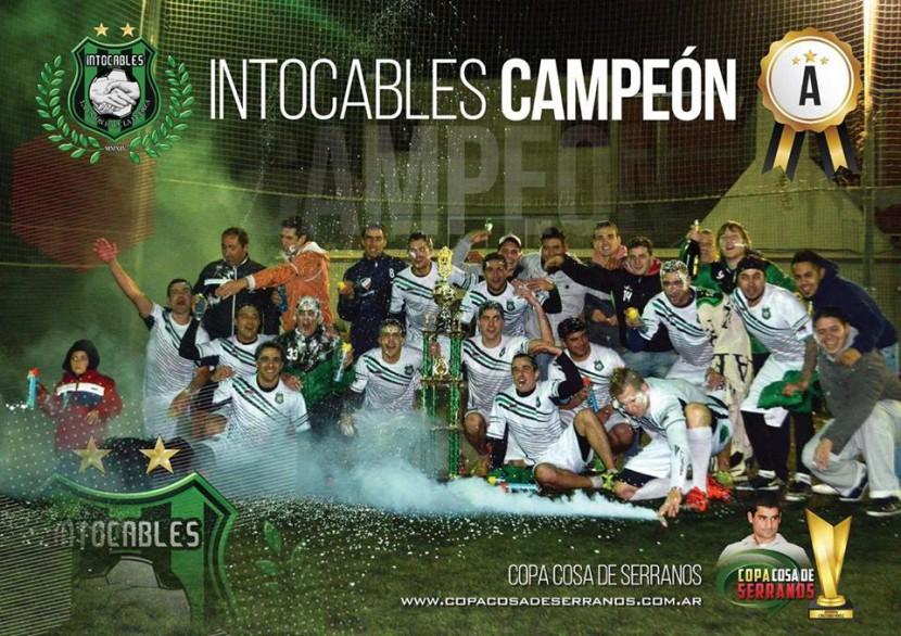Intocables quiere completar el único trofeo que le falta: El Regional