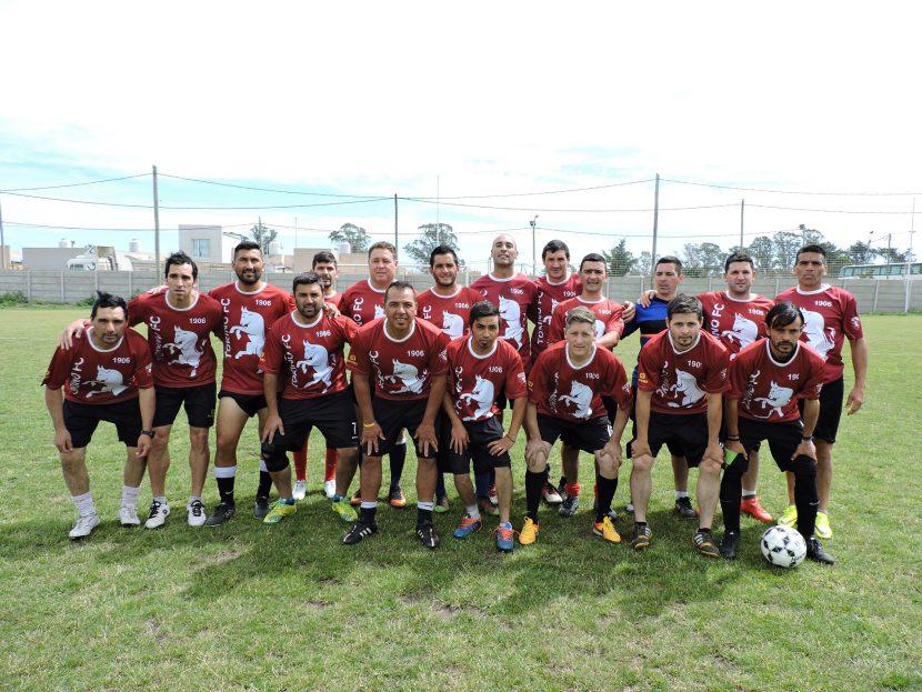 Lindos partidos se jugaron en las semifinales del Senior-Serrano