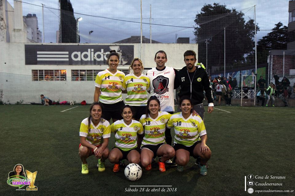 Se viene la Copa Argentina Femenina