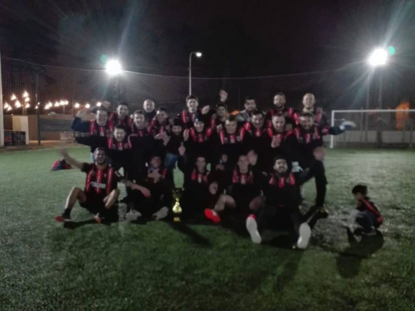 La Caravana Mágica Campeón de la Copa Argentina-Serrana