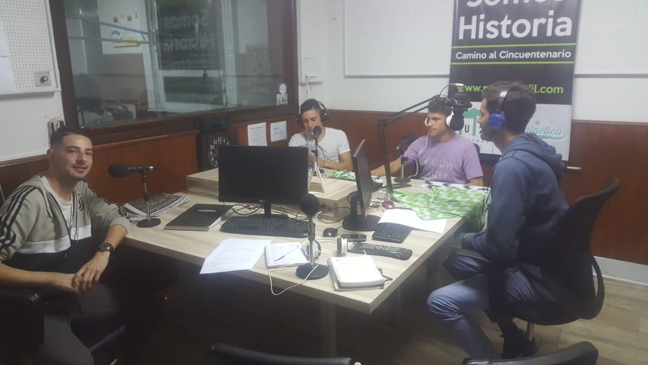 Programa de Radio 3 - Inv: An-Vivo