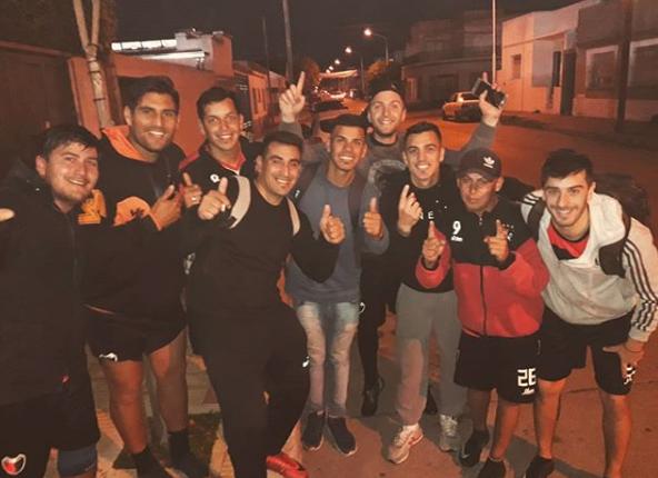 El cuarteto de Rivadavia