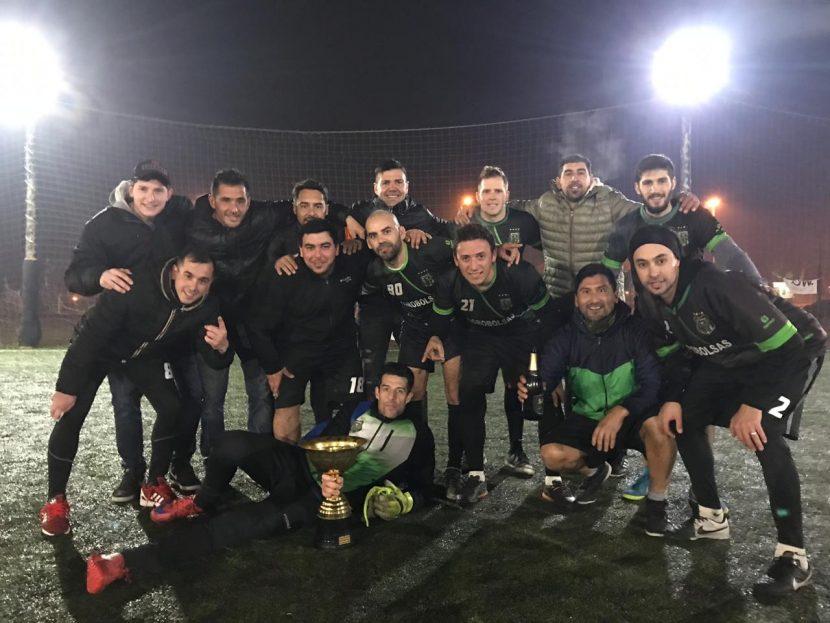 Intocables se quedó con la Copa Argentina-Serrana
