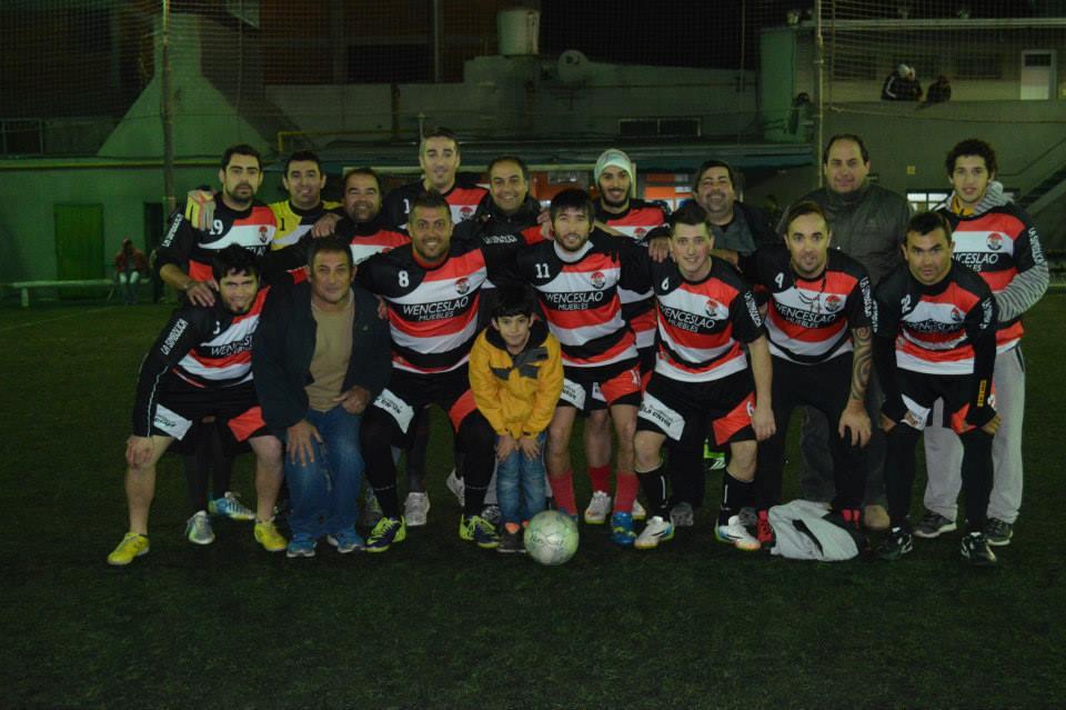 Fútbol del bueno en Independiente