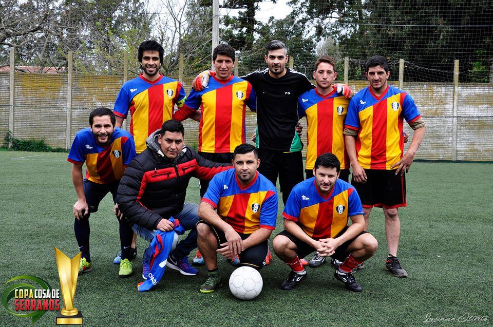 Si te gusta el fútbol del bueno, tenes que leer la Copa Argentina Serrana