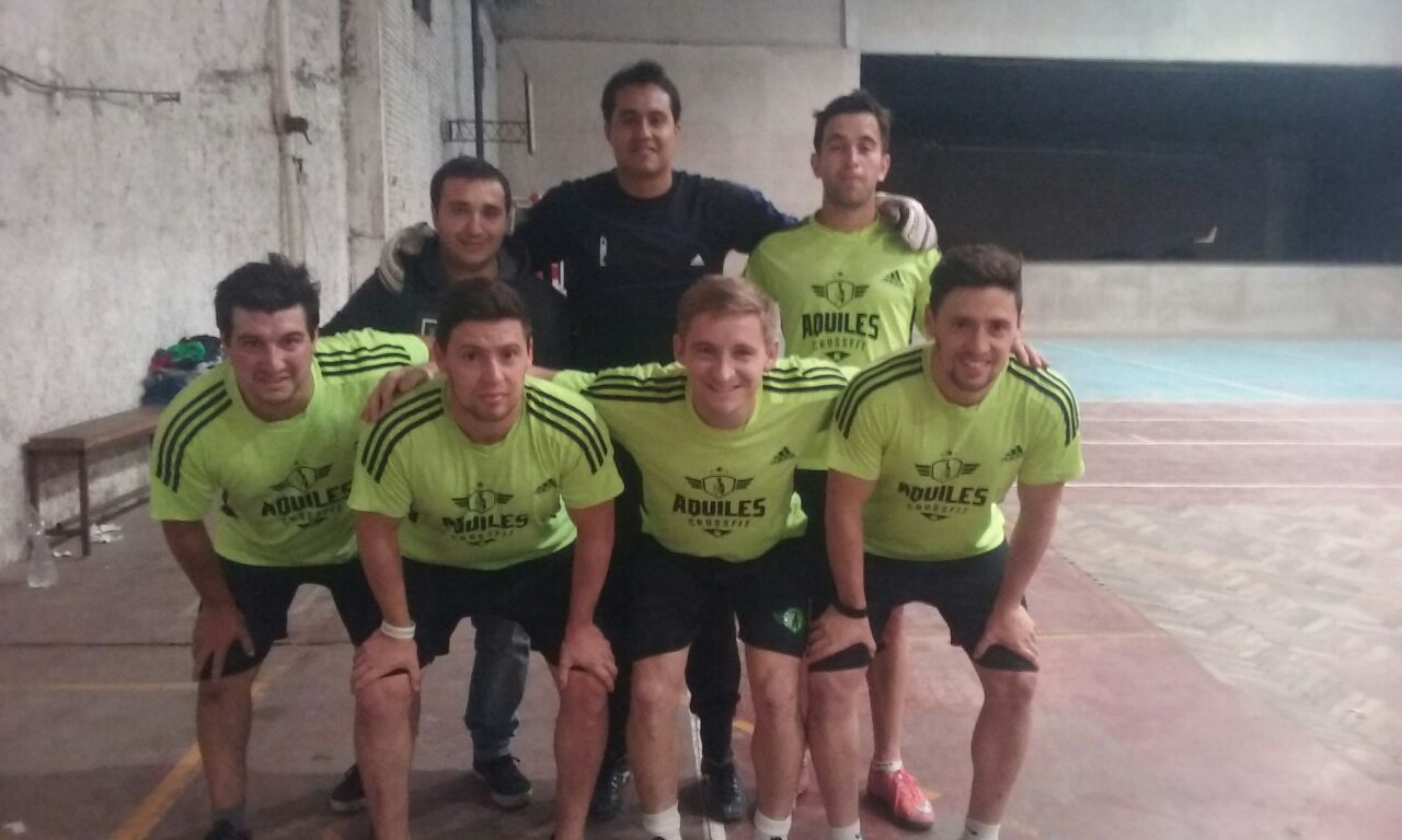 Se vienen los primeros cruces del Futsal Serrano.