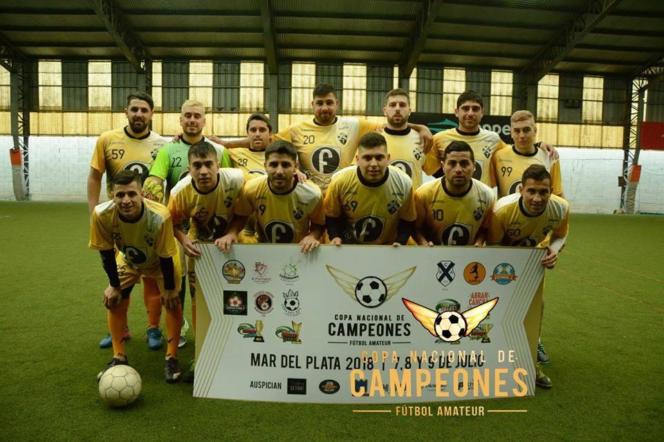 Bombazo: El campeón de Olavarría viene a jugar la A-1