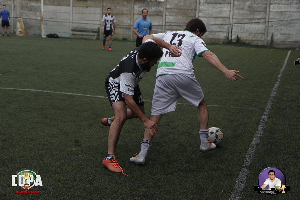 En Nahuel también volvió la Copa