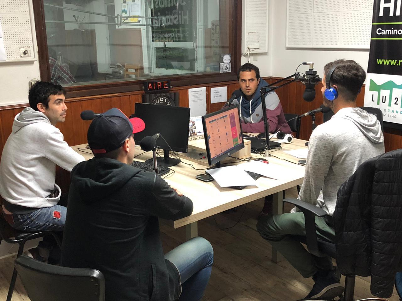 Programa Radio 4 - Inv: Sp. Cremaster