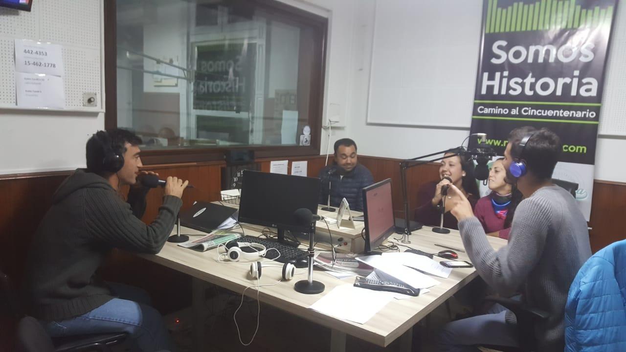 Programa de Radio 5 - Inv: Morondanga