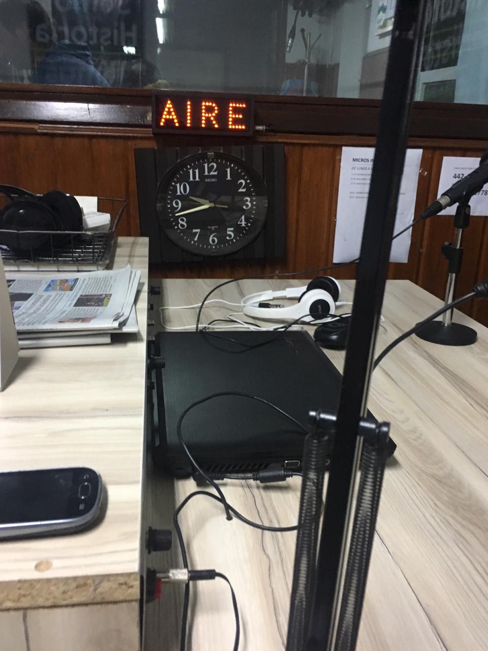 Programa de Radio 11