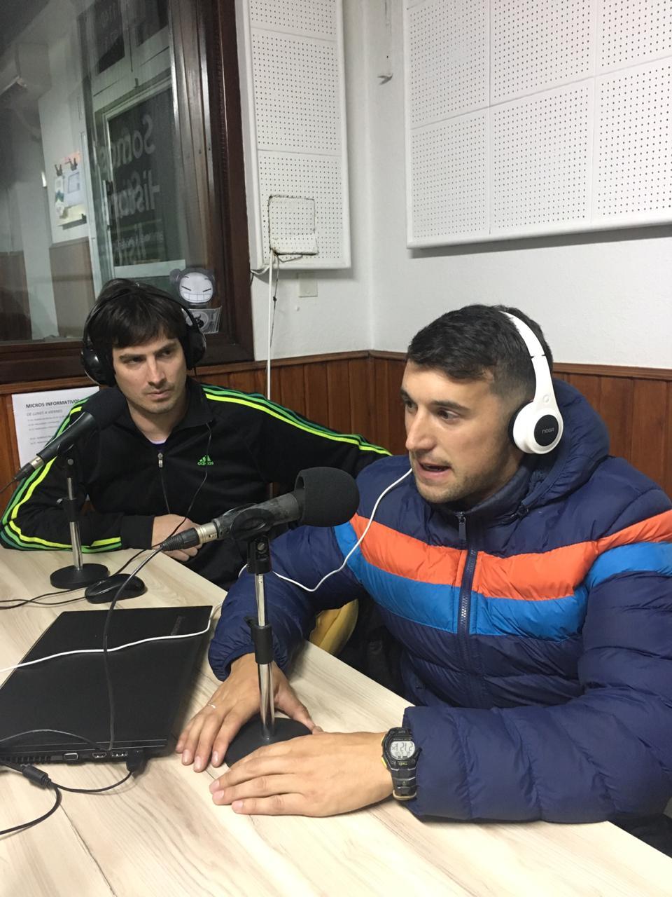 Programa de Radio 10 - Inv: La Casa de Miguel