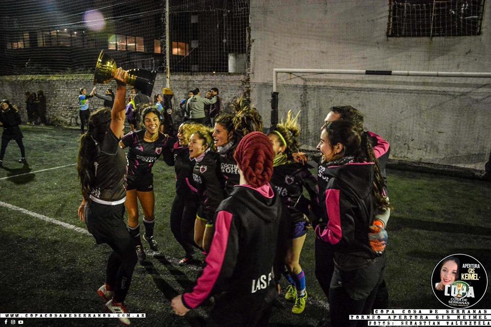 Las Pami ganó un torneo especial